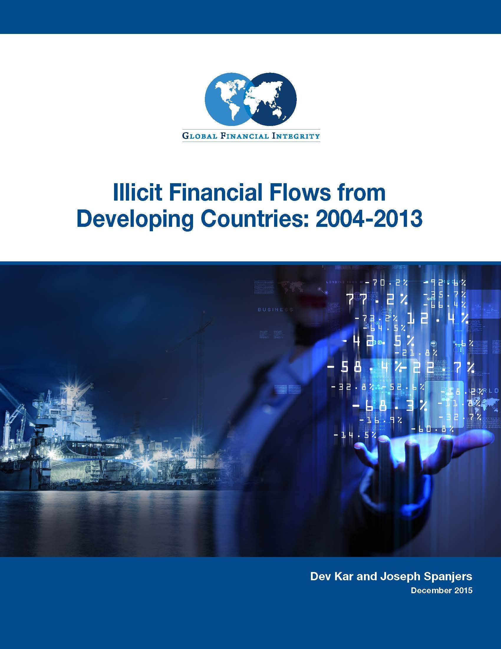 New Study: Illicit Financial Flows Hit US$1.1 Trillion in 2013