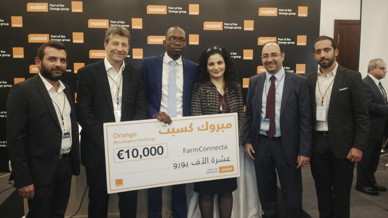 Orange annonce les lauréats du Challenge Développeurs AMEA 2015
