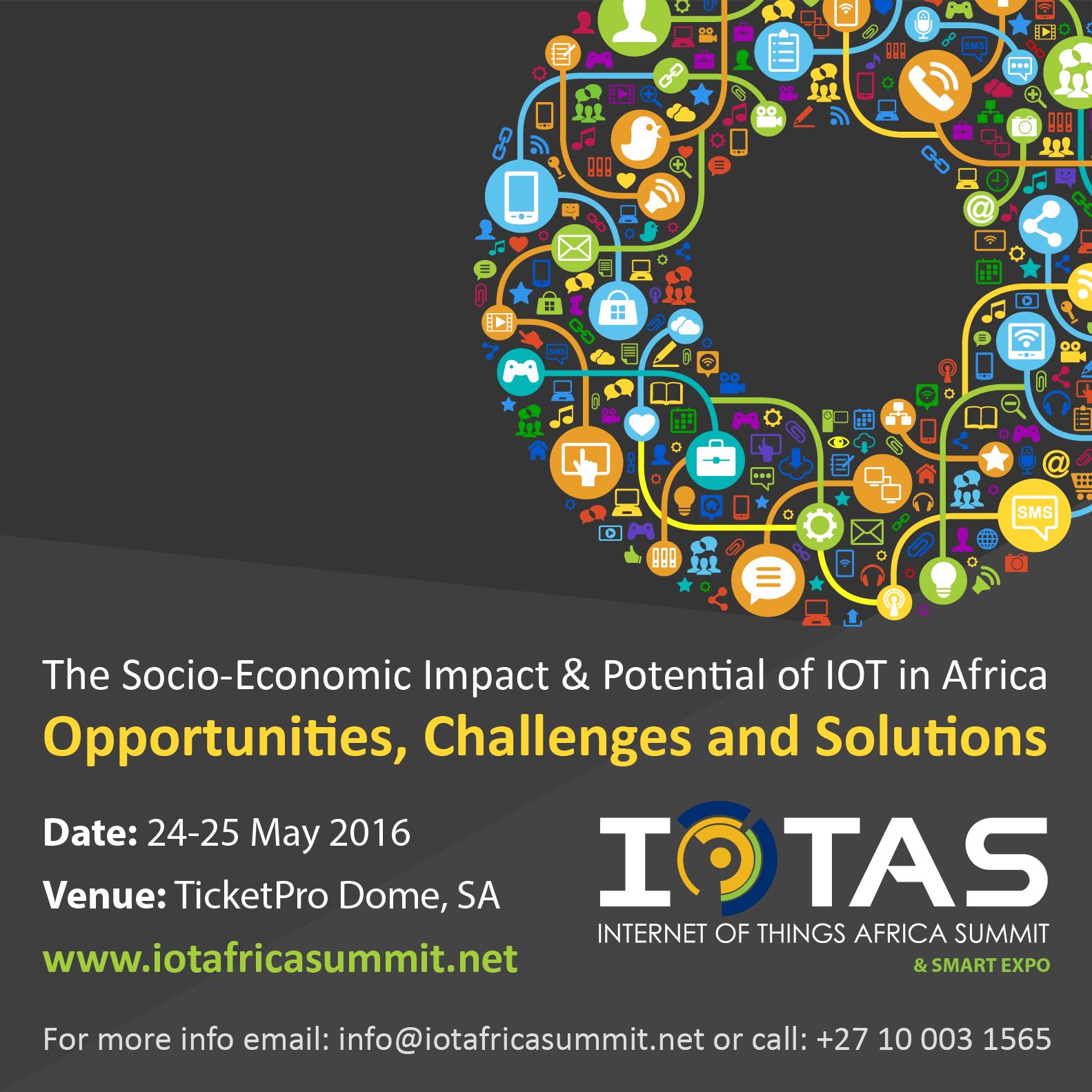 IoTAS 2016 & SMART Expo