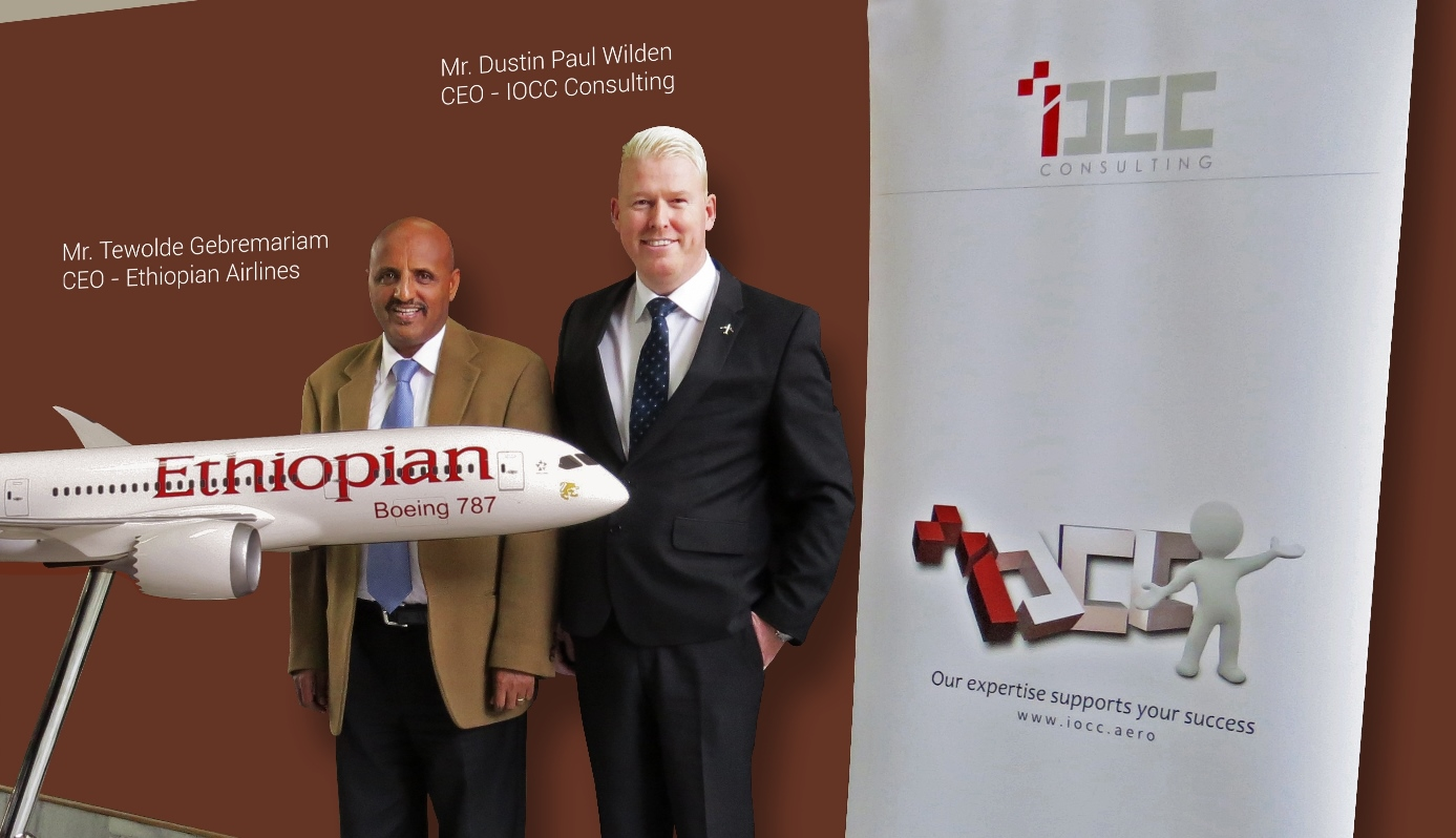 Ethiopian Airlines partners with IOCC Consulting
