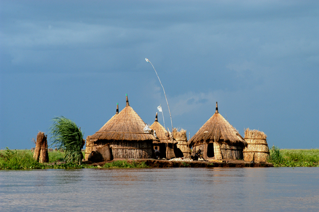 The Warmest Hospitable Town Gambela