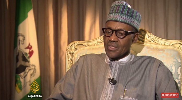 Nigeria will not withdraw from OPEC or devalue currency -­ Buhari tells Al Jazeera