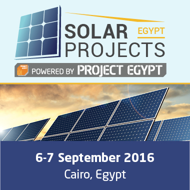 SOLAR PROJECTS EGYPT