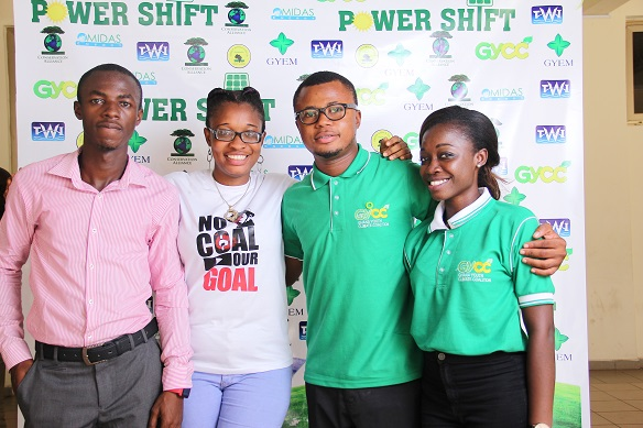 Environmental Activists and Renewable Energy Practitioners Gather for Power Shift –Ghana
