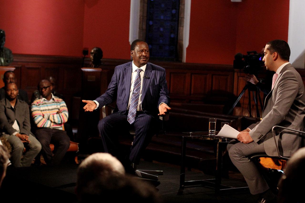 """Every Kenyan"" has had to pay bribes – Odinga tells Al Jazeera"