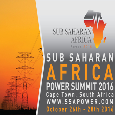 Sub Saharan Africa Power Summit 2016