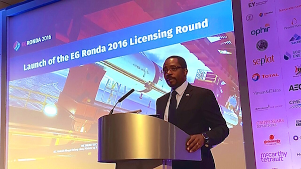 Minister Highlights Equatorial Guinea's Oil and Gas Legacy of Exploration Success at Africa Assembly