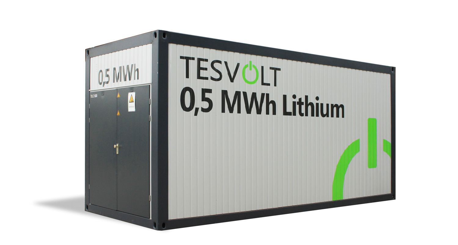 TESVOLT supplies Rwanda with the world's largest off-grid battery system