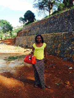 The Sierra Leonean fashion designer who is helping children play their way out of poverty