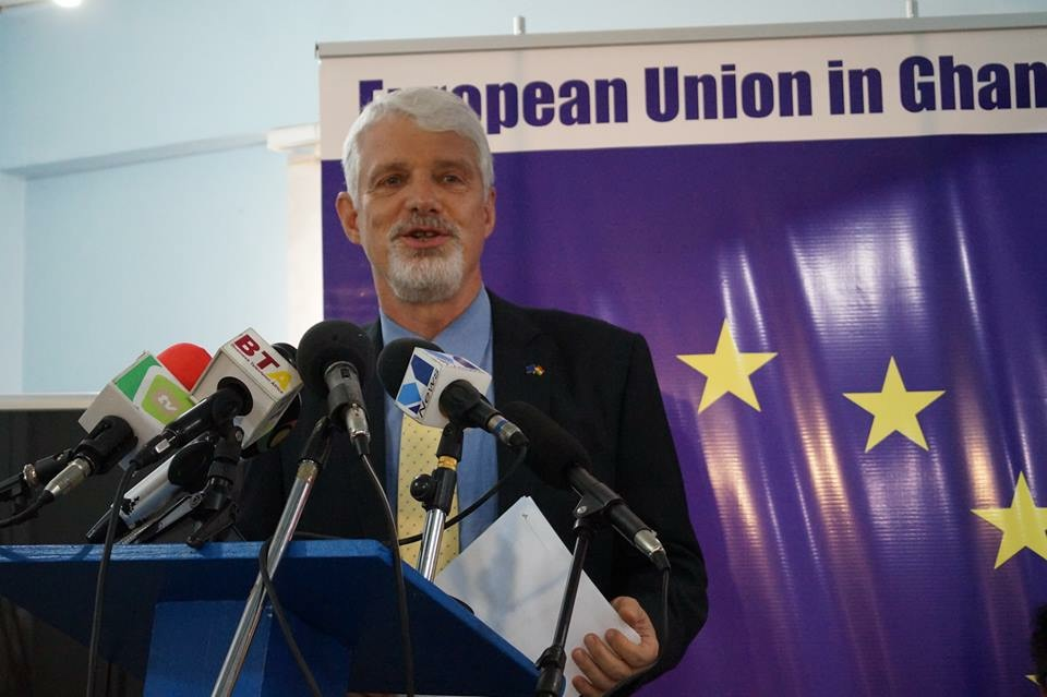 Ghana Receives 11.9 Million Euros (GHC 52 Million) from the European Union to Support Decentralisation
