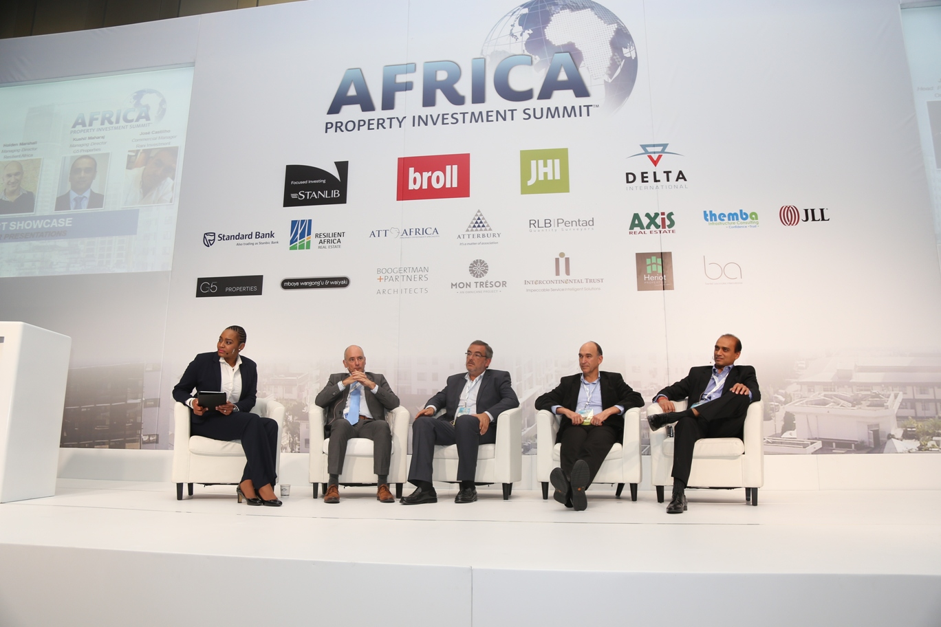 Global Capital Fuelling African Property Markets