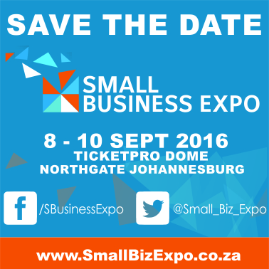 Small Business Expo South Africa September 2016