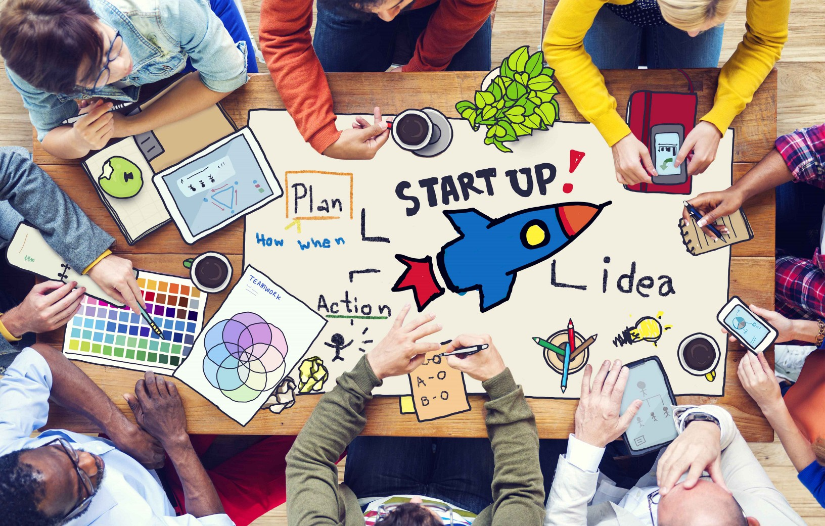 Expanding Your Business Start-Up with the Right Team