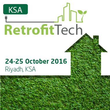 RetrofitTech KSA 2016 @ Riyadh, KSA