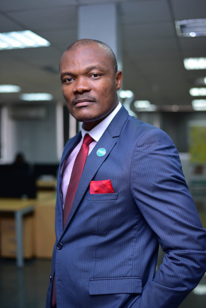 Magnus Nmonwu, Regional Director for Sage in West Africa