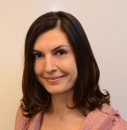 Slavea Chakova is The Economist's data correspondent