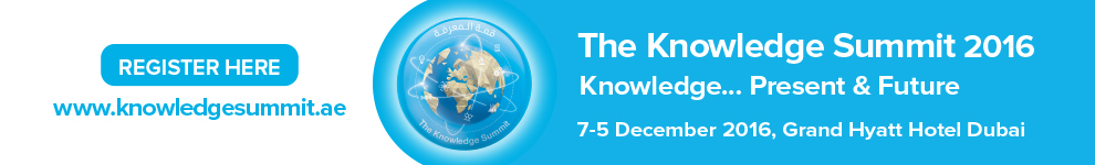 KNOWLEDGE SUMMIT 2016
