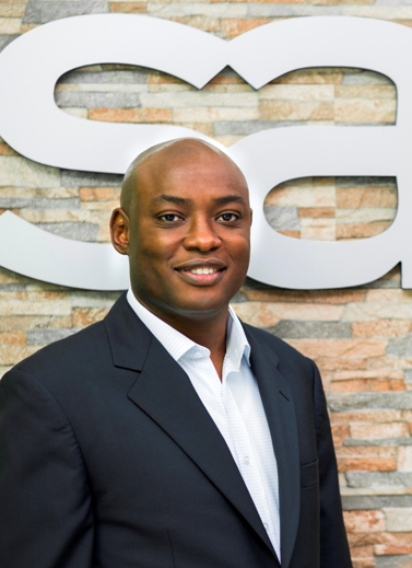 Billy Owino, Regional Director for Sage in East Africa