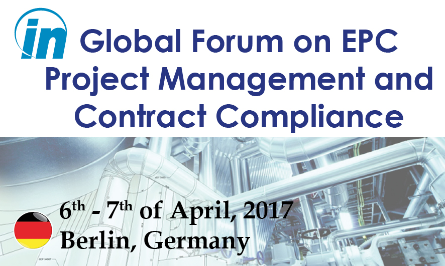 Global Forum on EPC Project Management and Contract Compliance
