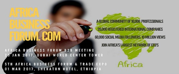 5th edition of the Africa Business Forum to attract international investors to Africa @ Sheraton Hotel