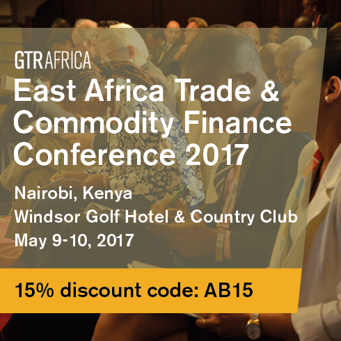 East Africa Trade & Commodity Finance Conference @ Windsor Golf Hotel & Country Club , Nairobi