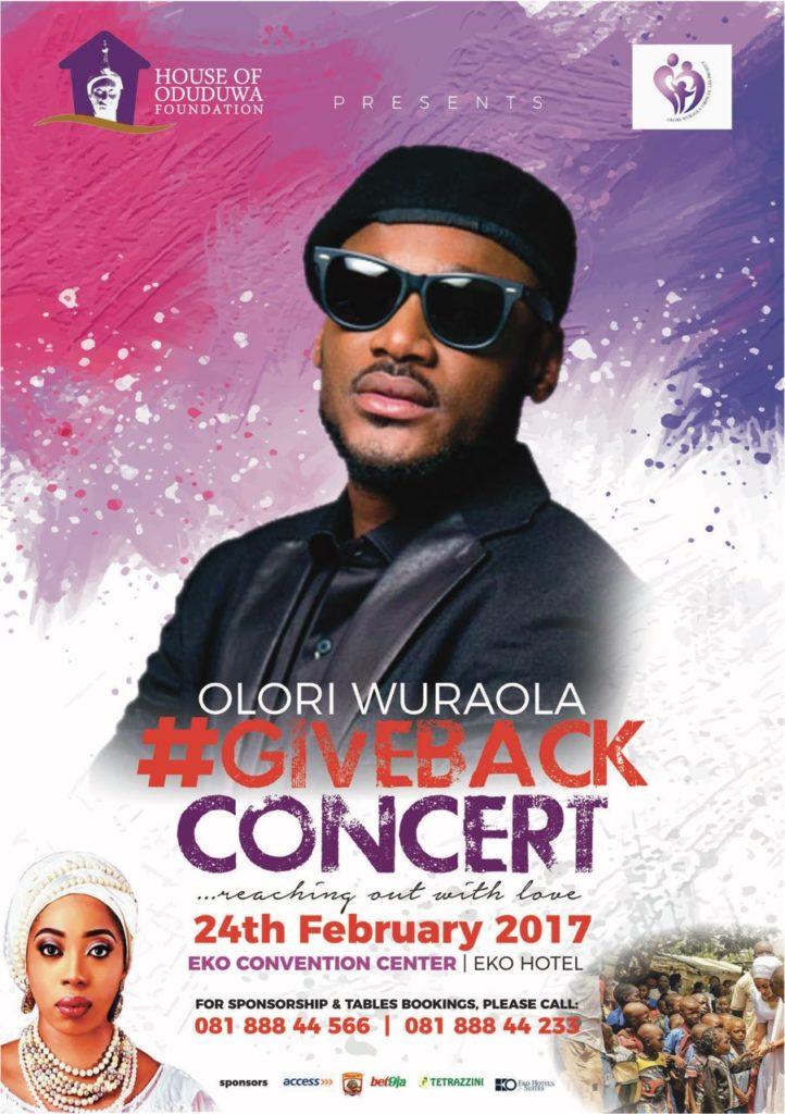 GiveBack Concert