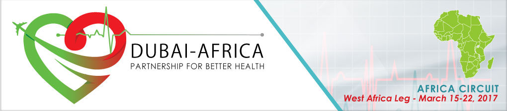 Dubai-Africa Partnership for Better Health Roadshow 2017