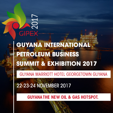 The Inaugural Guyana International Petroleum Business Summit & Exhibition ( GIPEX 2017) @ The Marriott Hotel, in Georgetown, Guyana