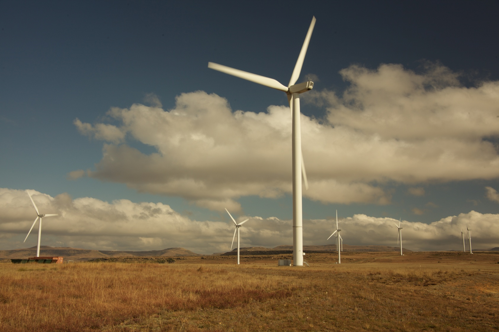 Water Crisis Look To Sa S Renewable Energy Programme For