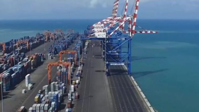 Djibouti's Doraleh seaport, photo supplied