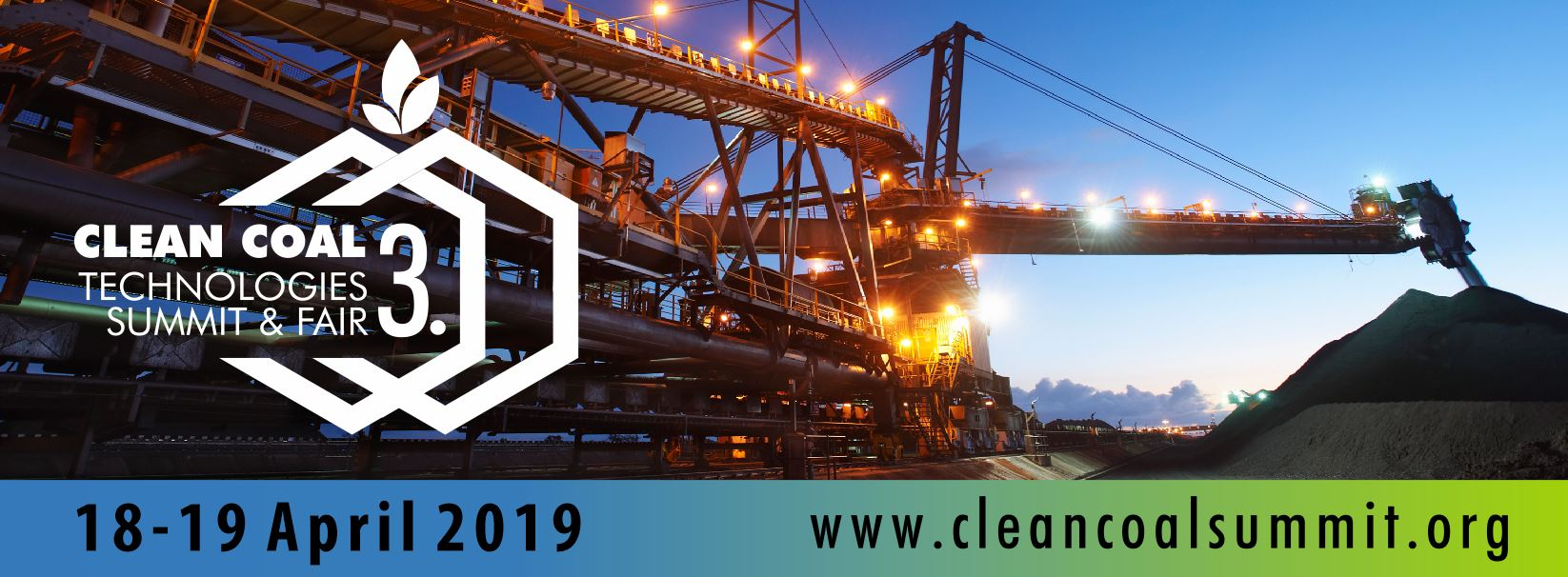 International Clean Coal Technologies Summit and Fair. B2B Opportunities with Turkish Thermal Power Plant Operators. (2019-04-18)