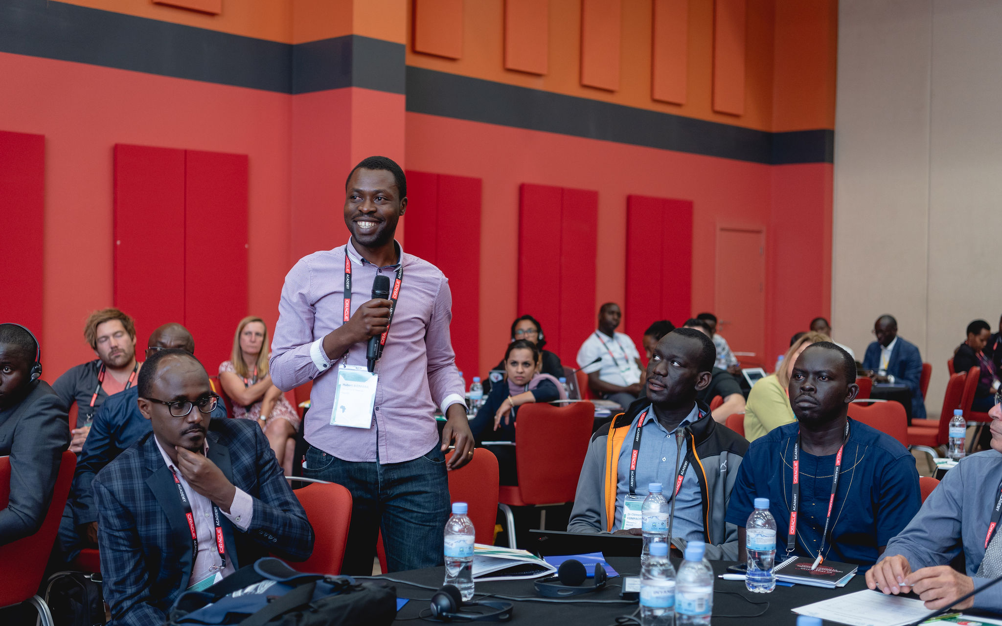 Going West: Top Education Conference Heads for Côte d'Ivoire
