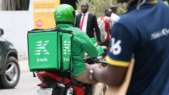 Last-mile delivery in Nigeria : The French Start-up Kwik is