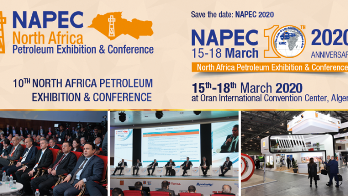NAPEC 2020 is your gate to the North African energy market.