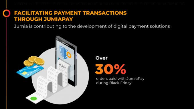Jumia attracts over 100M unique visits during Jumia Black Friday 2019